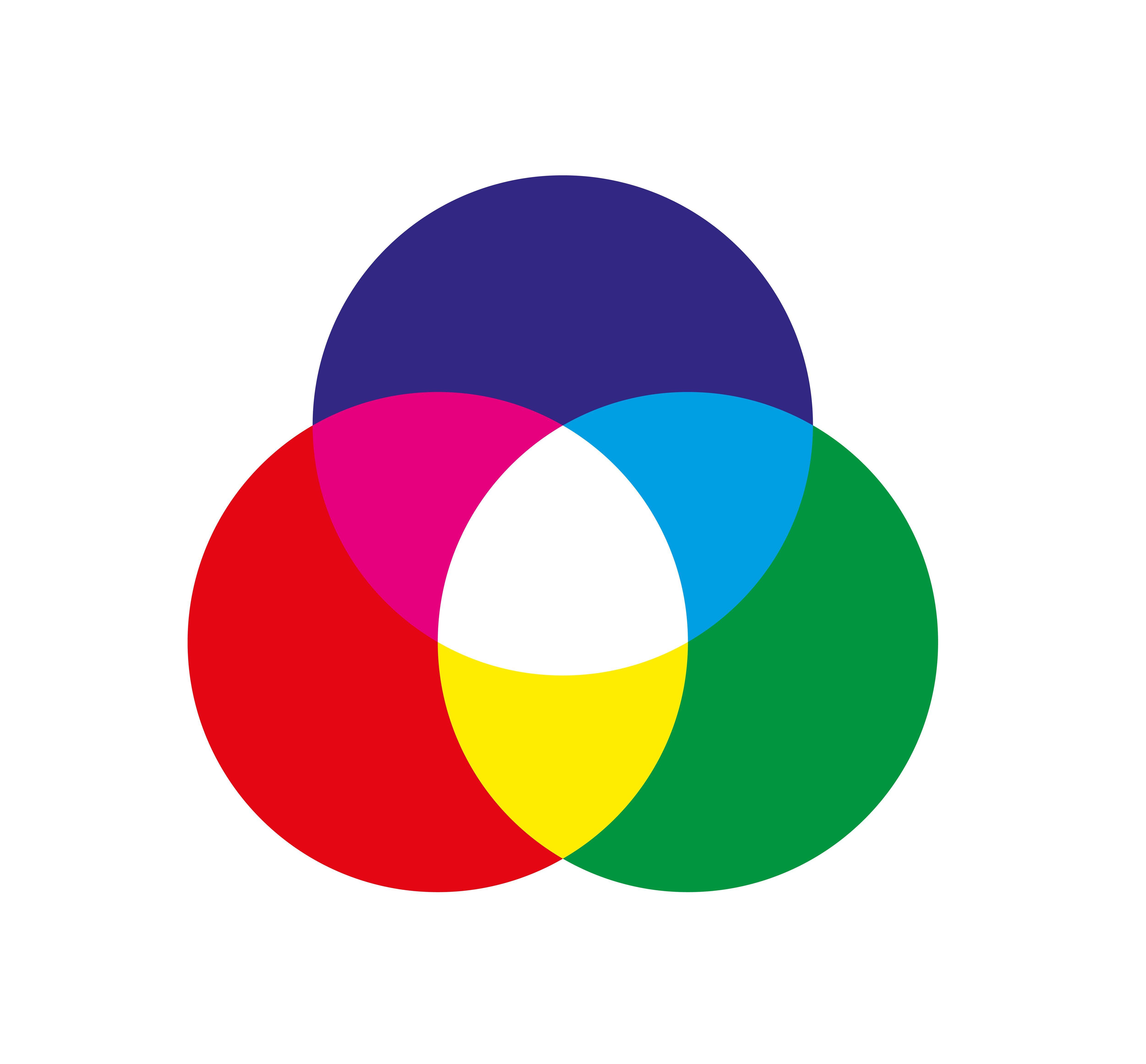 Communication imprimée : couleurs CMJN