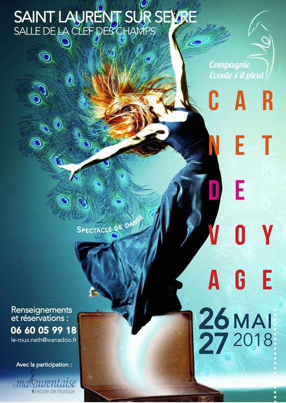 programme spectacle danse 2018 vendée